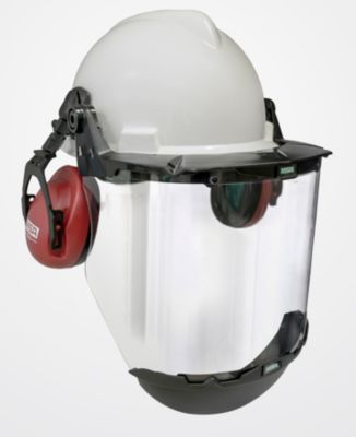 V-Gard® Propionate Visors for Chemical and Splash